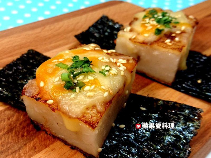 起司蘿蔔糕海苔捲