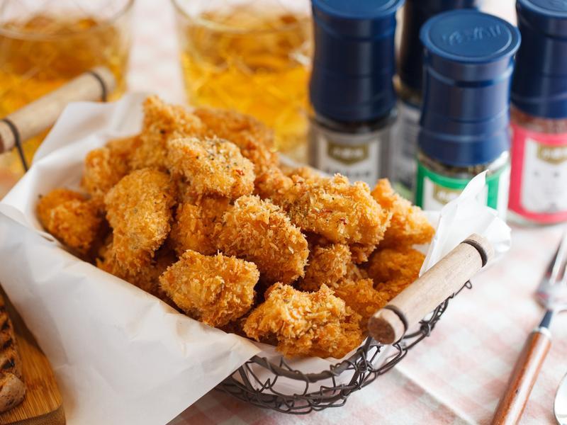 香料雞塊 【打造完美野餐日-小磨坊】