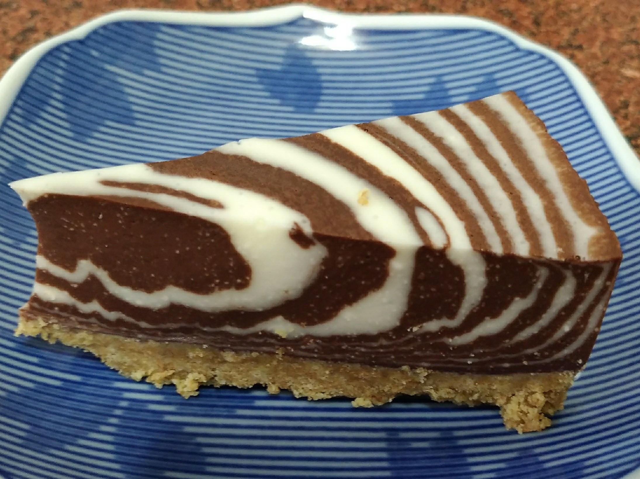 🎂斑馬紋巧克力乳酪蛋糕(鮮奶版)🎂