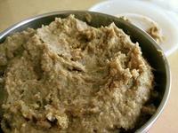 核果布丁抹醬