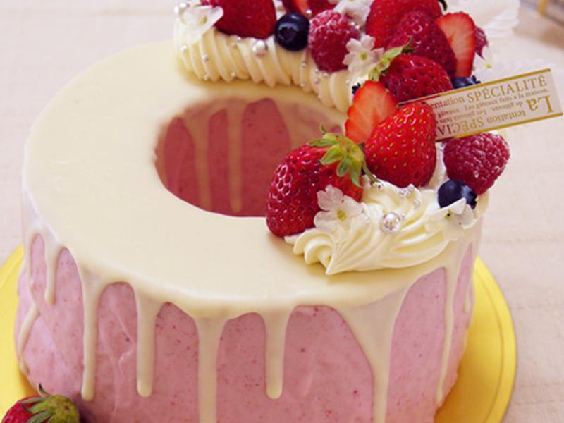 【Tomiz小食堂】草莓巧克力香草戚風