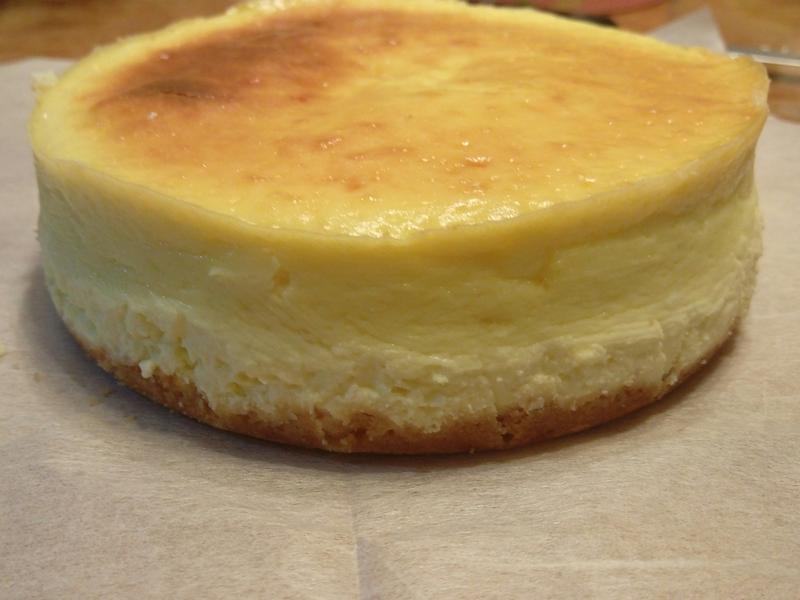 超簡單重乳酪蛋糕