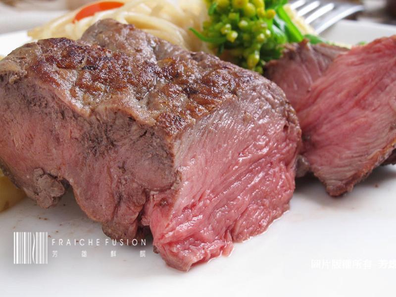 芳雄鮮饌-嫩煎紐西蘭菲力牛排