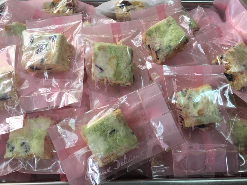 一抹綠棉花糖雪Q餅-不沾鍋
