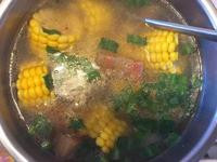 玉米素排骨湯