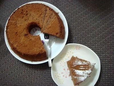 【烘焙零失敗】全蛋巧克力戚風蛋糕