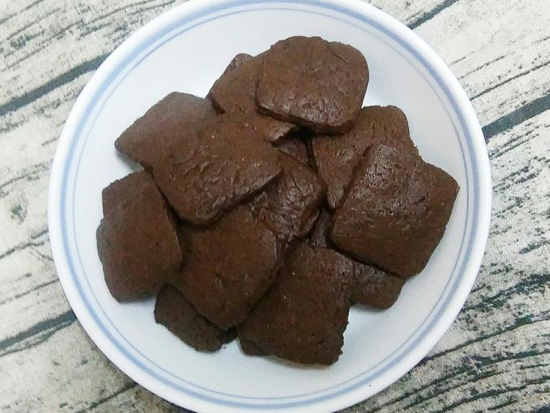 【甜點】巧克力餅乾