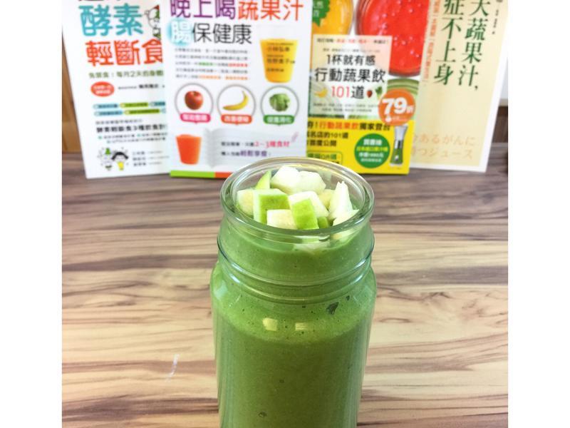奶油白菜綠拿鐵/素食