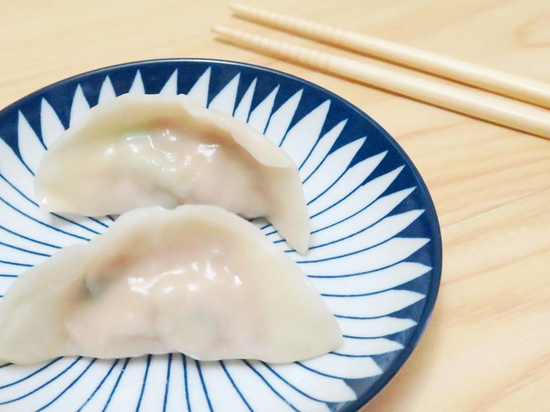 手工餃子的包法~【手工餃子】附影片教學