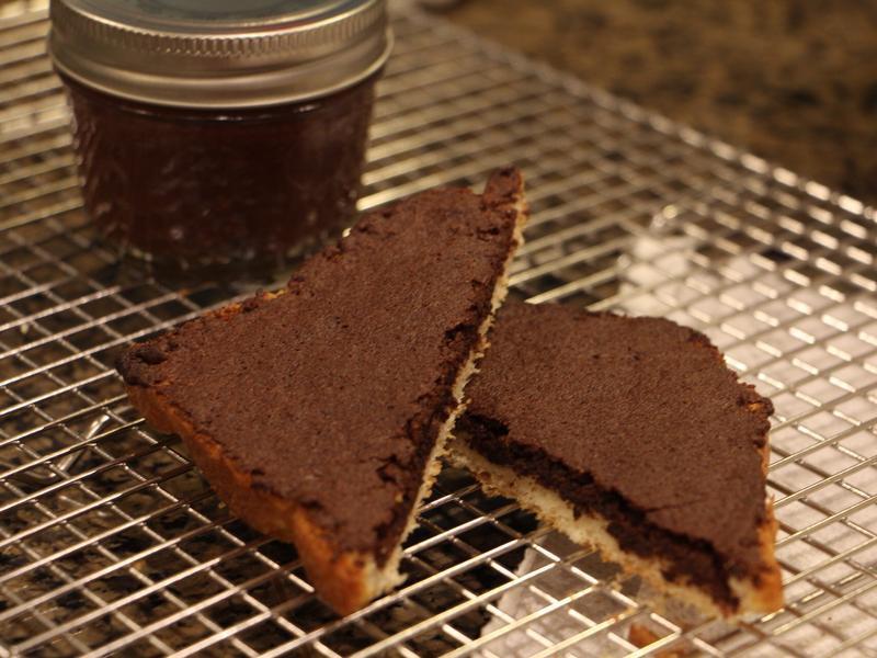 香濃巧克力奶酥抹醬