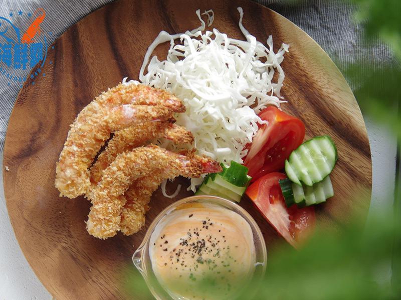 烤箱版-日式炸蝦