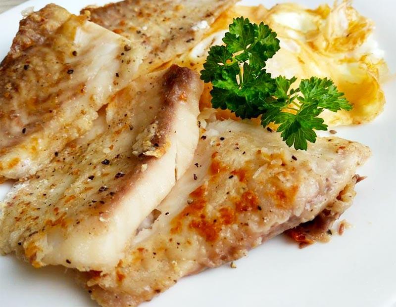 椒鹽鯛魚片〞
