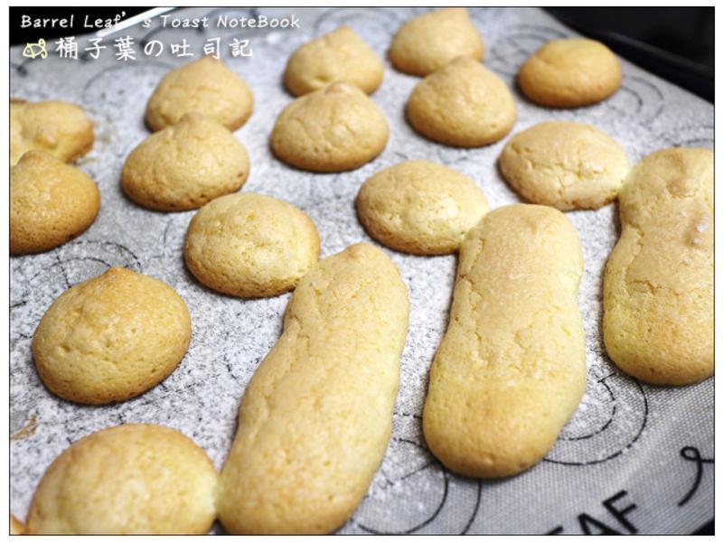 手指餅乾 小圓餅乾 (提拉米蘇餅乾)