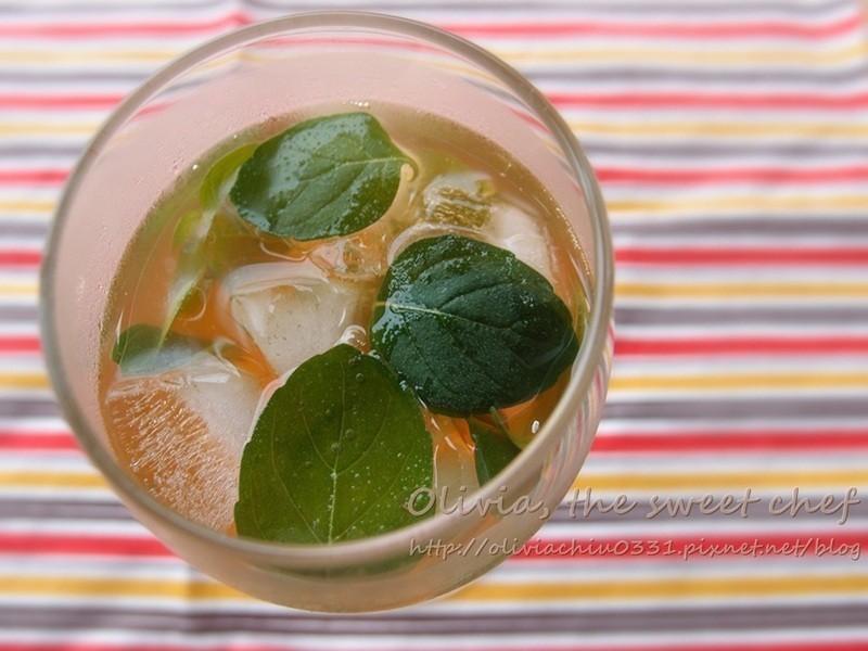Olivia♥Sweet Tea Mojito甜茶摩西多
