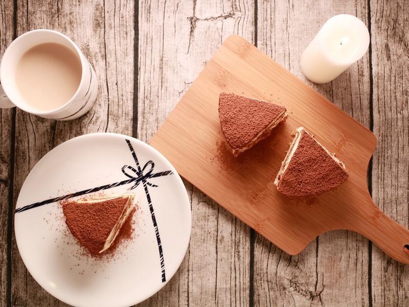六吋義式提拉米蘇蛋糕