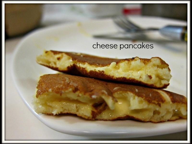 芝司樂爆漿鬆餅- 替早餐、點心加鈣~