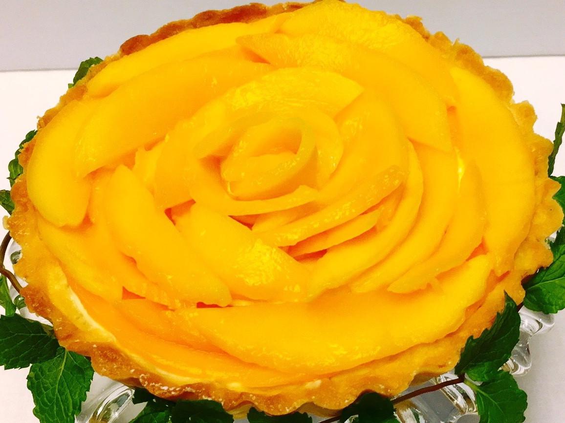 Mango Tart 芒果塔