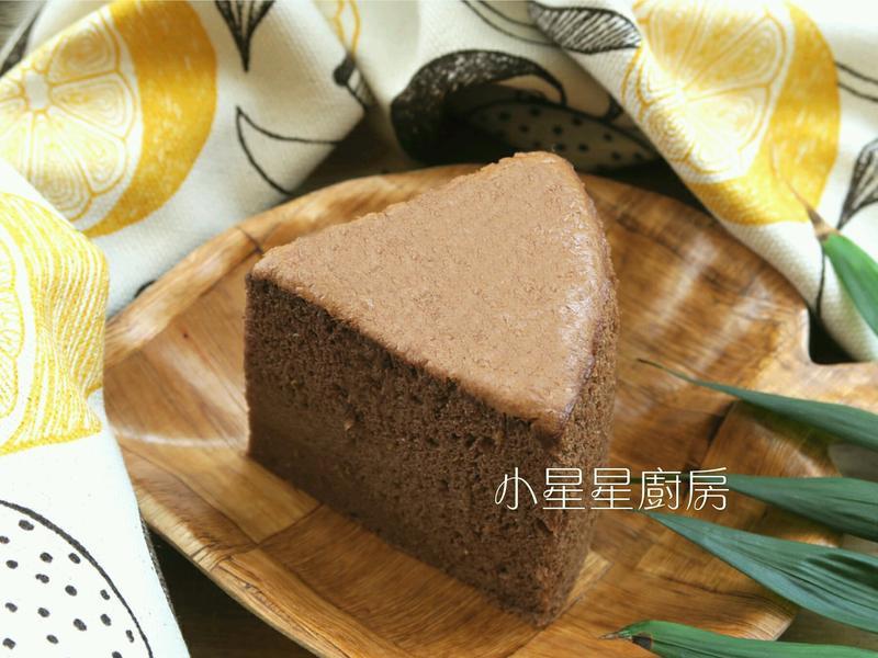香橙巧克力棉花蛋糕
