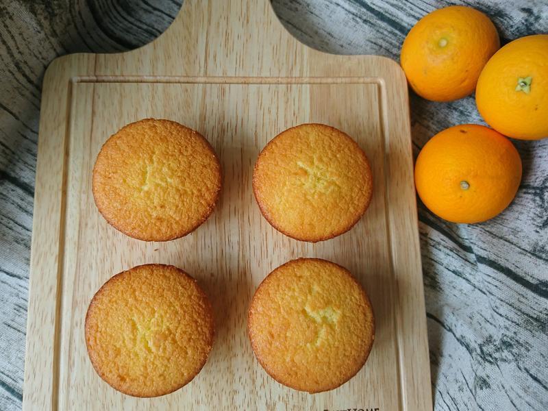 香橙起司蛋糕