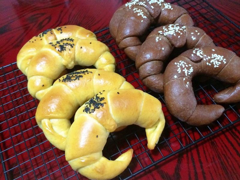 牛角麵包(老麵法)