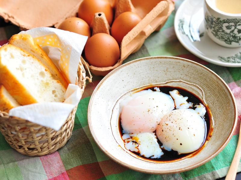 新加坡半熟蛋