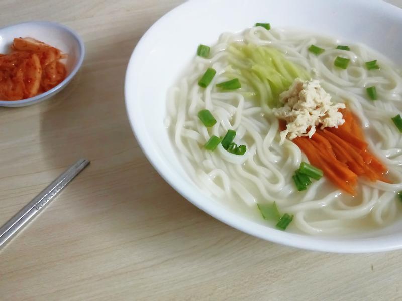 韓國生麵 (湯麵)