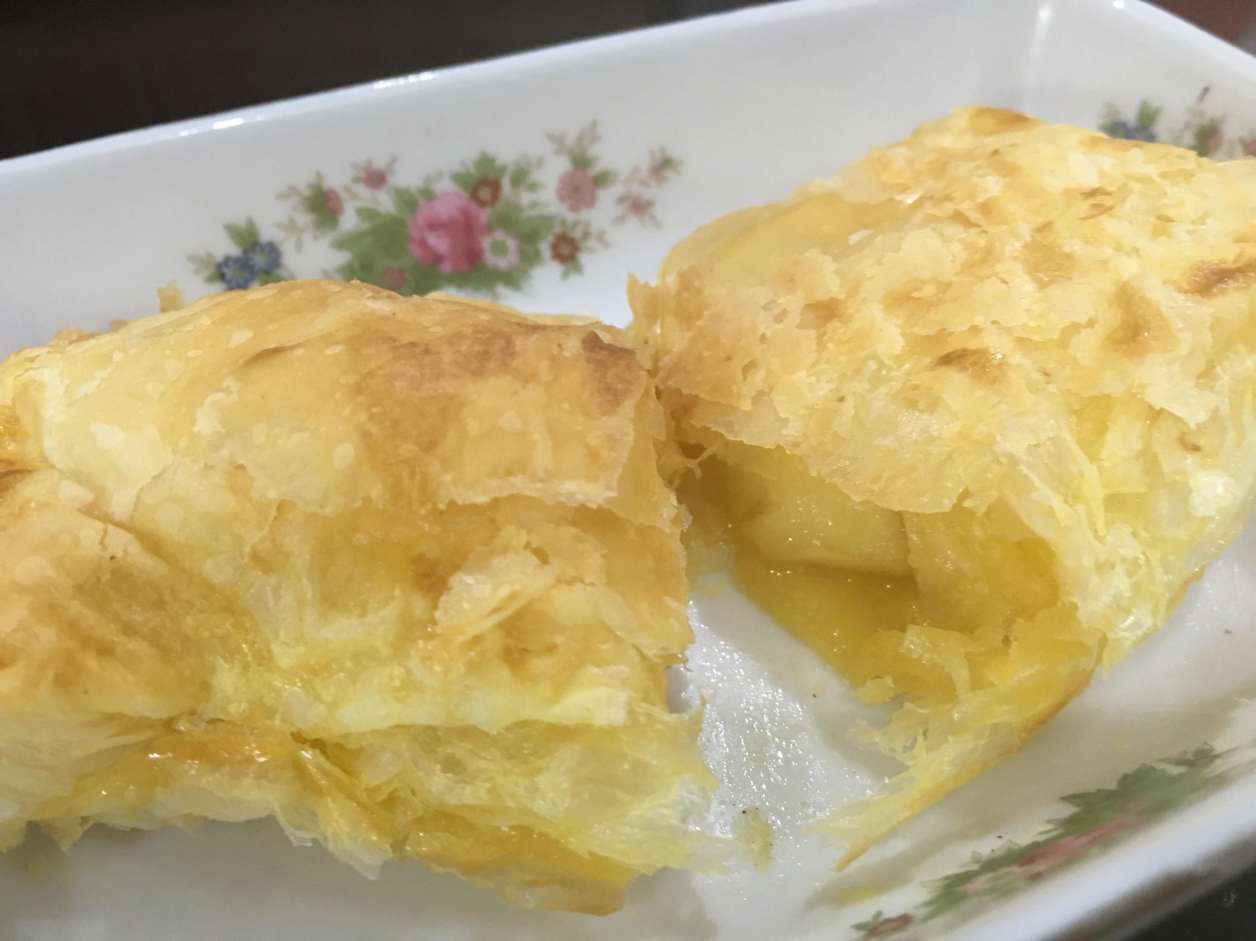 酥皮蘋果檸檬派🙈