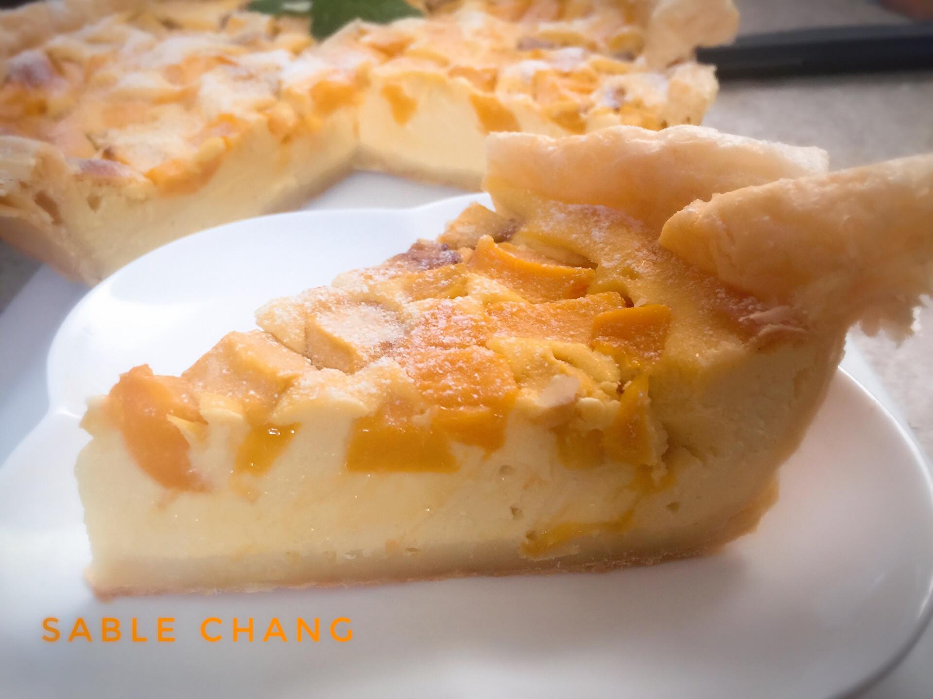 芒果乳酪派