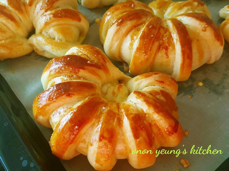 花生椰蓉麵包