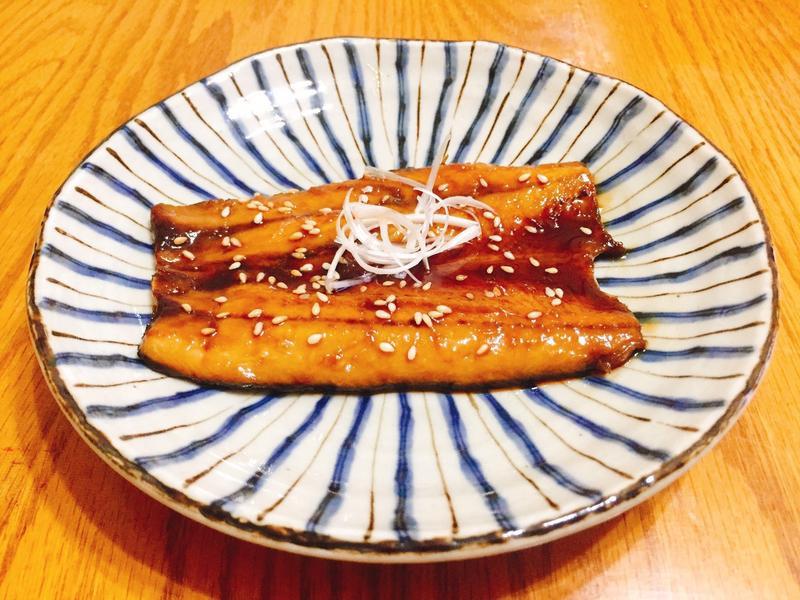 蒲燒秋刀魚 (サンマ蒲焼き)