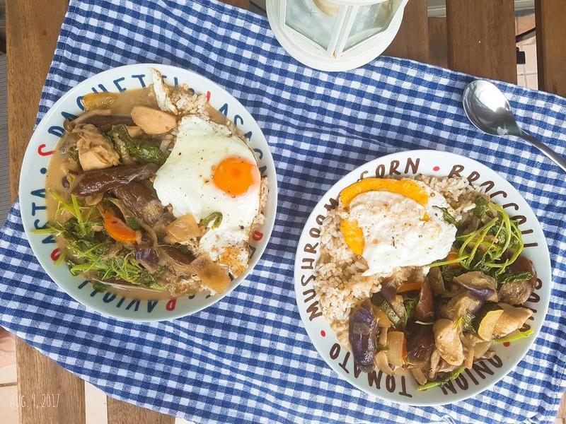 夏日簡易泰式綠咖哩雞