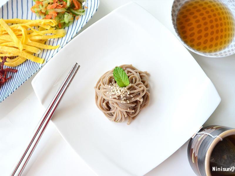 日式蕎麥涼麵