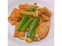 超簡單蔥燒豆腐