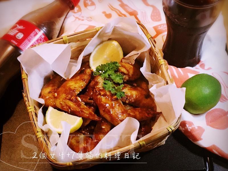紐奧良辣雞翅【吮指美味下酒菜】