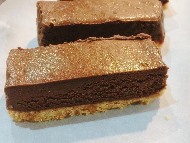 巧克力乳酪蛋糕/乳酪條(清爽配方)