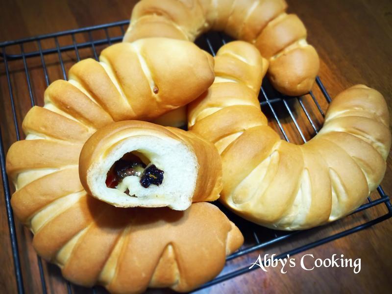 果乾起司麵包