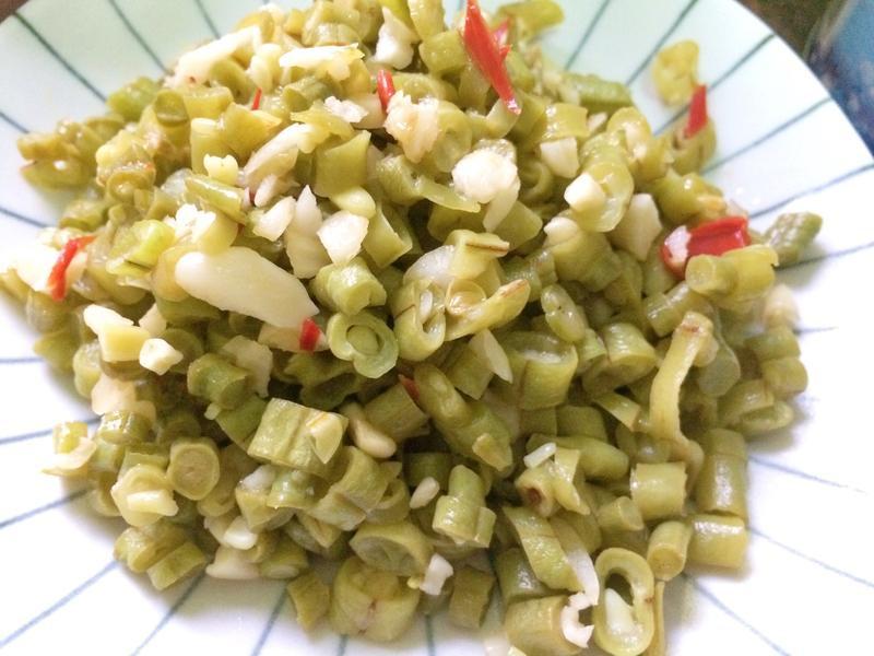 炒酸豆(非酸豇豆)