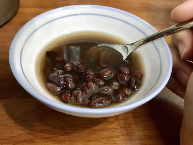 紅豆湯((電鍋食譜))