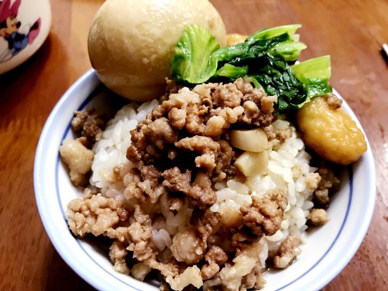 台式滷肉飯/肉燥飯(一次上手)