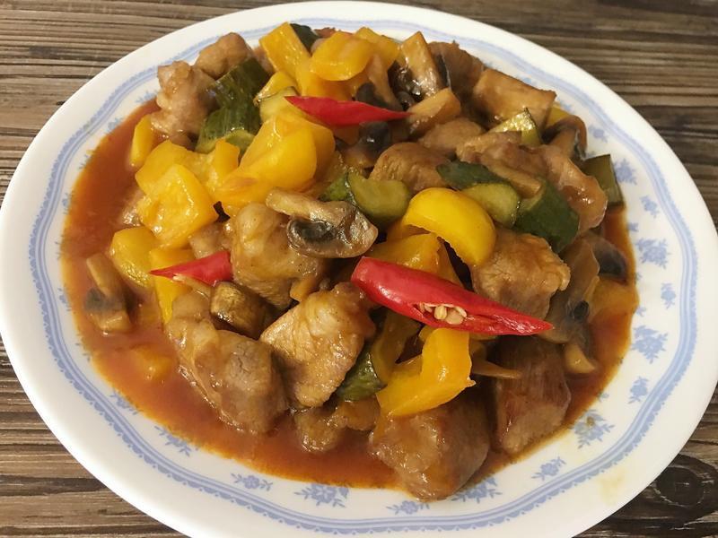 [經典中華料理]咕咾肉食譜