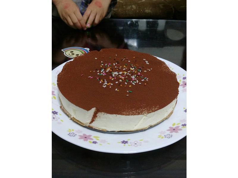 免烤奧利歐桑葚生乳酪蛋糕 (6吋)