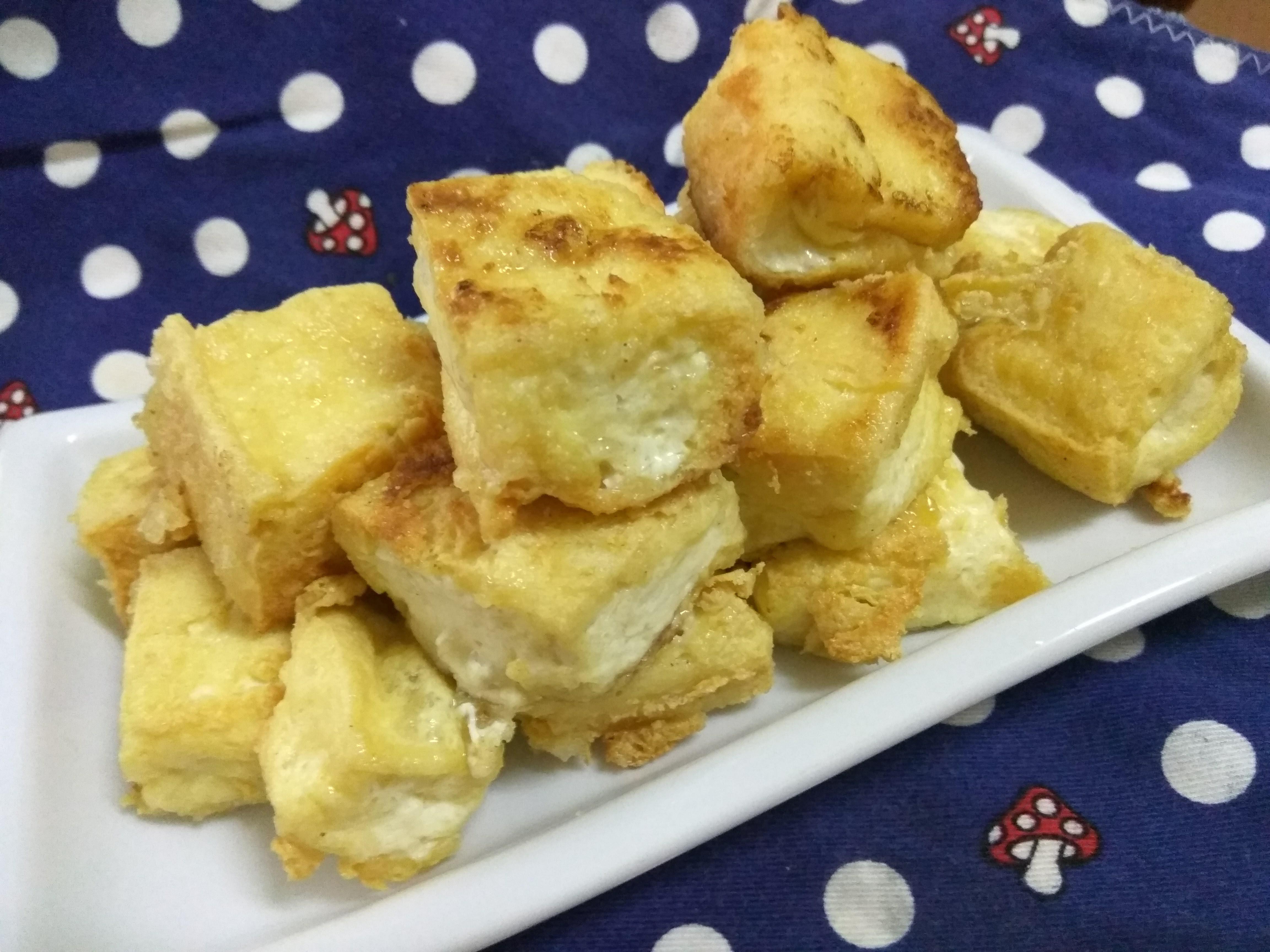 十分鐘上菜─酥炸壽喜嫩豆腐