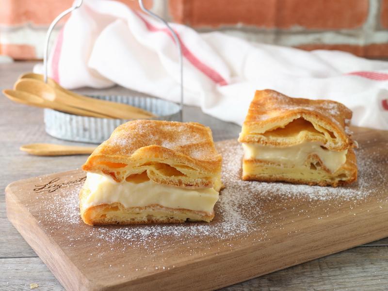 喀爾巴阡蛋糕--Karpatka