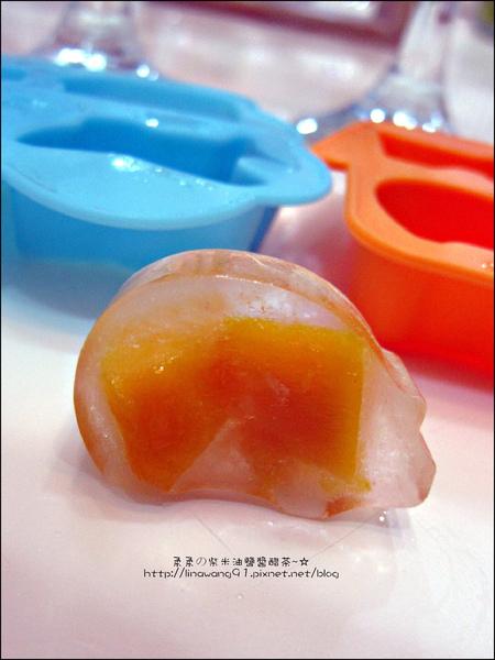 造型水果冰塊