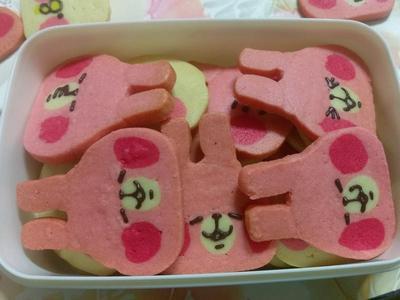 卡娜赫拉造型餅乾