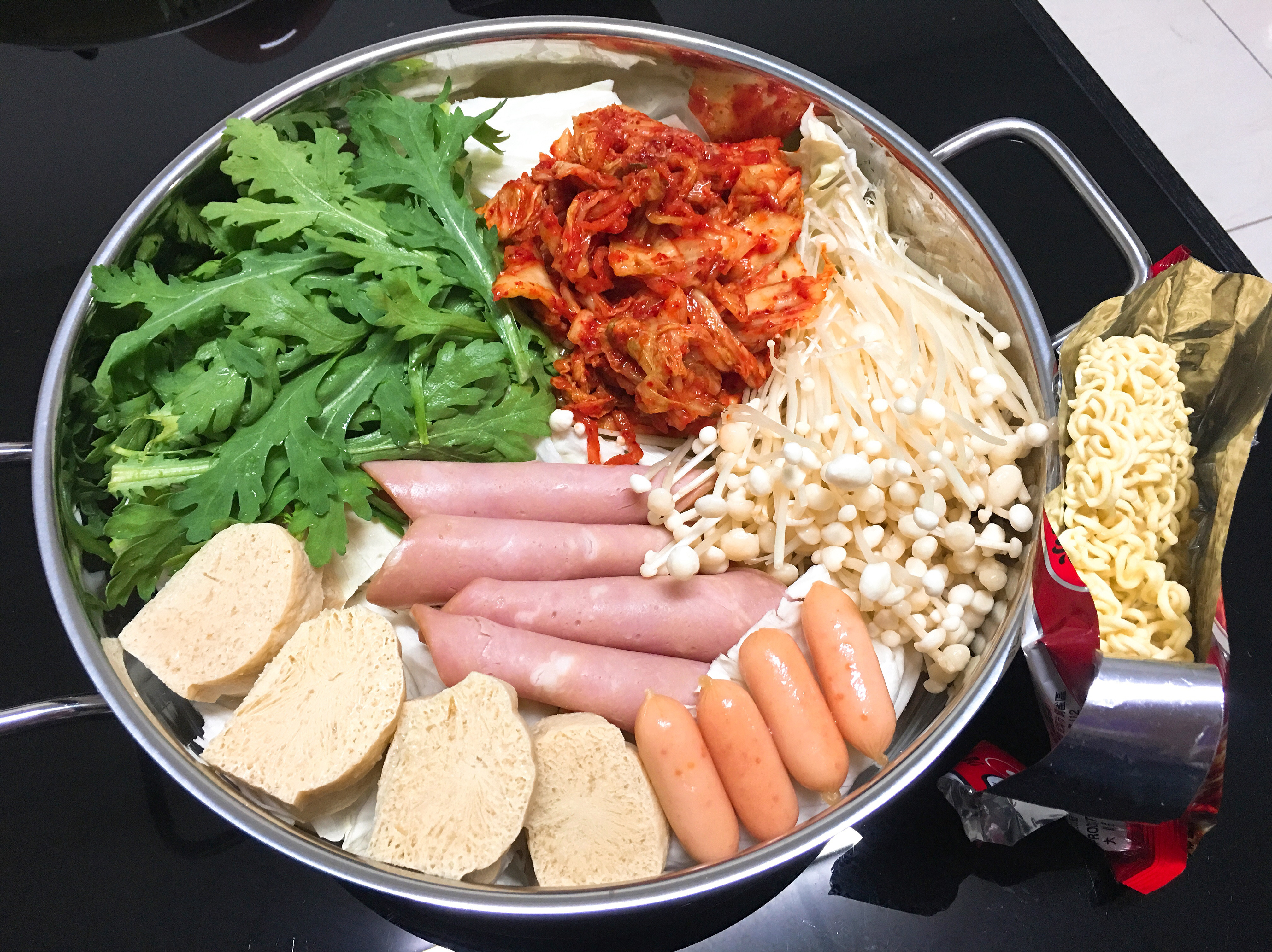 韓式部隊鍋