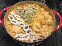 愛鍊海鮮燉飯