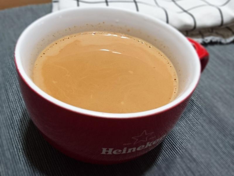 印度香料奶茶 (Masala chai)
