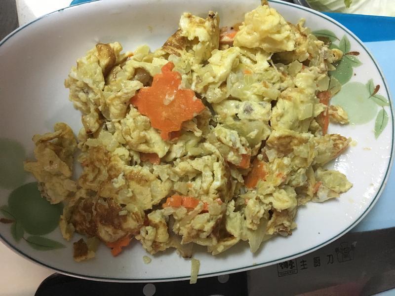 洋蔥炒蛋🍳