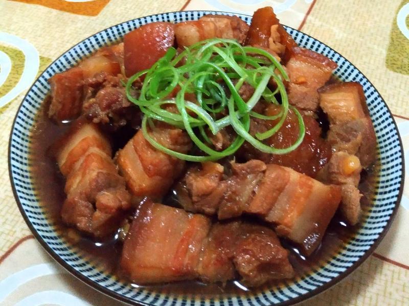 廕鳳梨滷肉